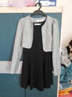🚚 黑色洋裝 #半價衣服市集