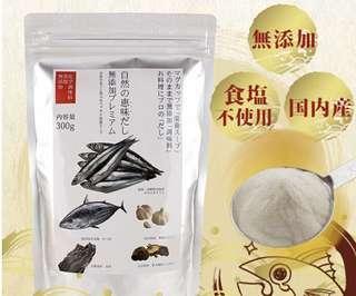 🇯🇵🇯🇵👍🏻👍🏻👍🏻👌🏻👌🏻 日本產 無添加 小朋友都岩用 料理鏗魚湯底無添加湯包