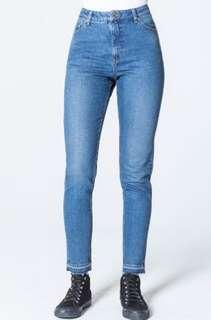 Cheap Monday Donna jeans- high rise slim