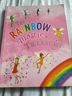 The Rainbow magical Treasury