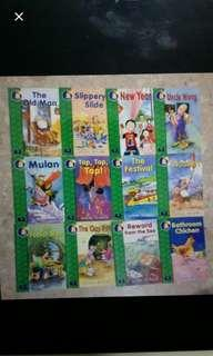 Stories books for primary school-Little beacon book level 3