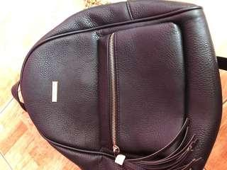 Aldo chain backpack