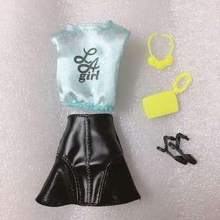 Barbie Fashionista LA GIRl outfit (SALE)