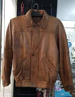 Coco Martin Leather Jacket