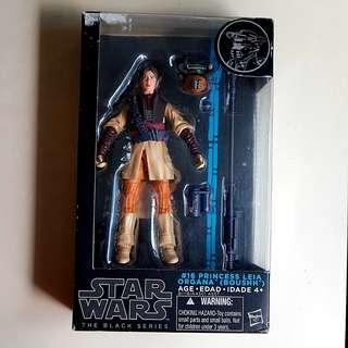 Star Wars The Black Series #16 Princess Leia Organa