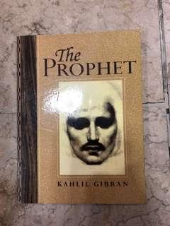 The Prophet by Kahlil Gibrab