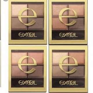 Authentic Excel Eyeshadow