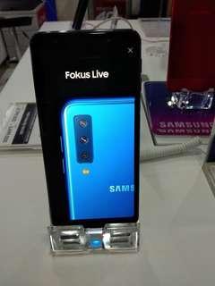 Samsung galaxy A7 promo bunga 0% tanpa kartu kredit