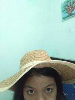 BEACH HAT/ROUND HAT