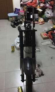 ebike E-Bike Repair Change tire Chain Controlla