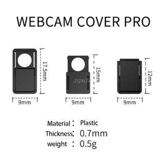 Webcam cover 3 pcs camera cover privacy free postage