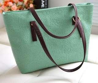 Green Lady's Bag