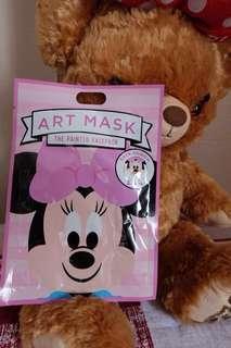 Minnie Art Mask
