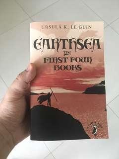 EarthSea - Ursula K. Le Guin