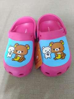 拉拉熊 童鞋 拖鞋