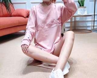 Champion Pink Hoodie 粉紅色衛衣