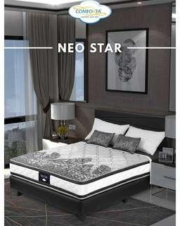 Comforta neo star kredit bunga 0%