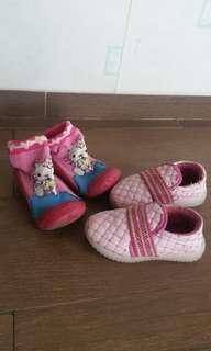 Sepatu pinky size 23