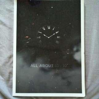 [WTS] All About 10:10 photobook