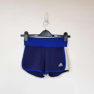 Adidas Climalite Blue Shorts