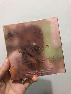 Becca x Chrissy palette