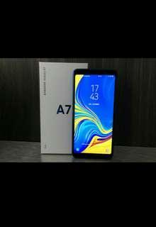 Samsung A7 bisa cicilan tanpa kartu kredit promo bunga 0%