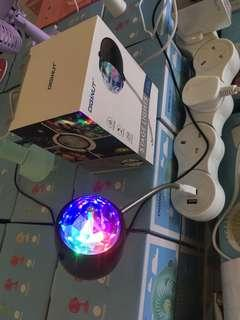 Disco light usb operated