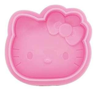 Hello Kitty Silicon 2 Cake Mold Set 矽膠大蛋糕模 x 2
