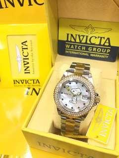 Invicta Snoopy