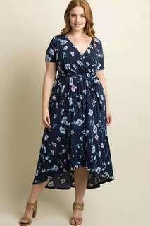 🌸Plus size Maxi dress