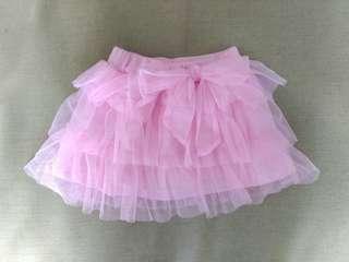 粉紅 蓬蓬裙