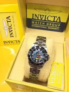Invicta Mickey