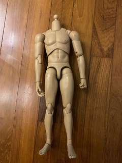 Male body for kitbash