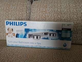 Philips Aquafit wall light best for toilet