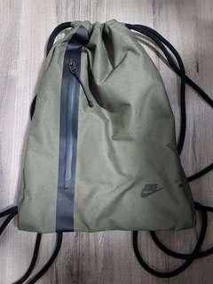 Nike Tech Gym Sack - Khaki Green