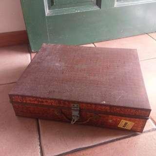 Old Metal Box