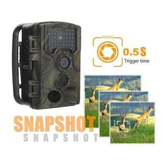 (J43) Trail Camera - 1080P Motion Detection Wildlife Camera