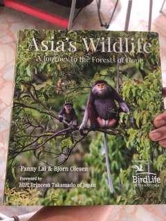Asia's Wildlife by Birdlife