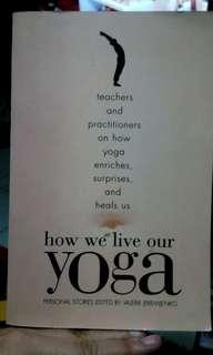 How We Live Our YOGA (book)