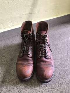 Red Wings 8085 Heritage 6 Iron Ranger Boot
