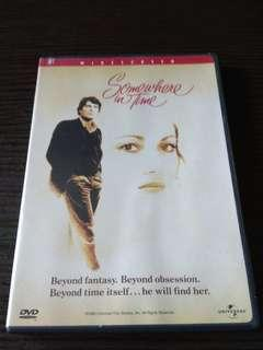 Somewhere in Time - DVD Movie (American Version)