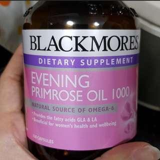 Blackmores Evening Primrose Oil 1000
