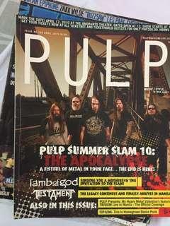 Collectors Item: Ap/Pulp Magazine