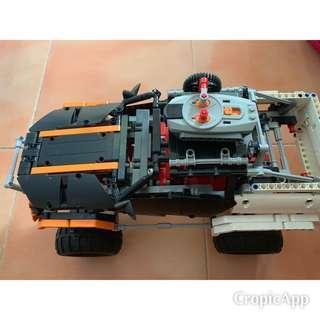 Toytoy LEGO Technic 9398 4 x 4 Crawler