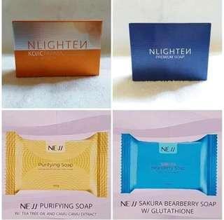 NLightening Soap