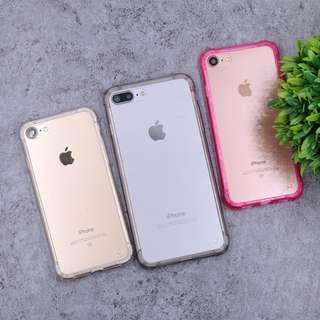 Acrylic Shockproof Case for Iphone 5 5s se 6 6 Plus 7 8 X