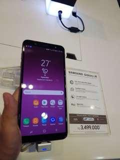 Samsung j8 cicilan tanpa CC proses 3menit