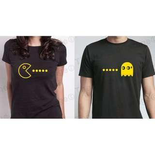 Pacman Couple T-Shirt