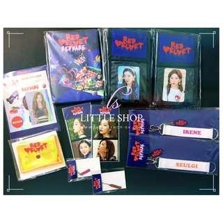 Red Velvet Official Goods