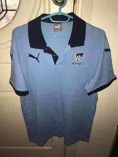 Sydney FC Men's Polo Shirt